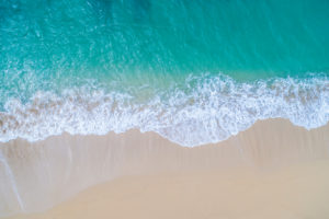 Aerial View Beach Shoreline 9