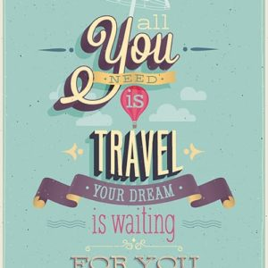 All You Need is Travel 2