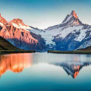Bachalp Lake Switzerland