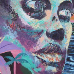 Graffiti Face 4
