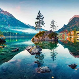 Hintersee Lake Germany 1