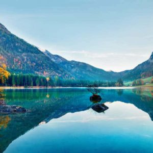 Hintersee Lake Germany 2