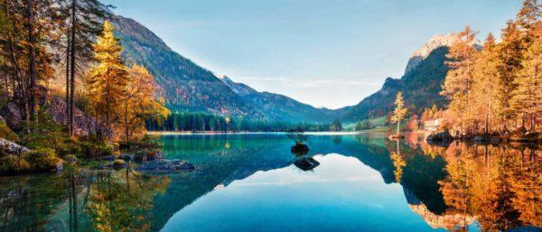 Hintersee Lake Germany 2