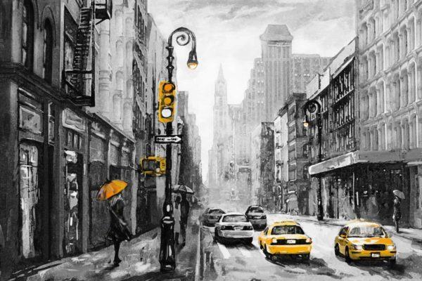 Illustration of New York City 2