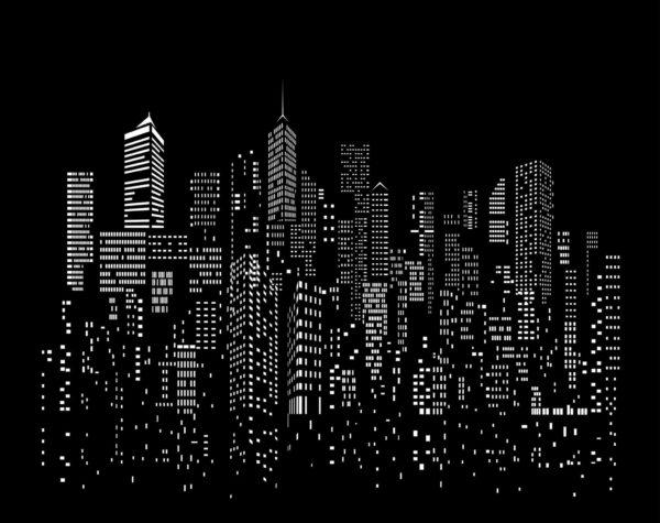 Illustration of New York City 3