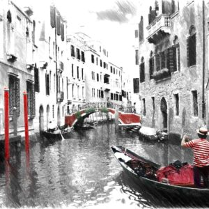 Illustration of Venice