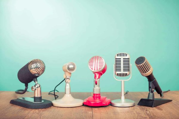 Microphone Collection 2