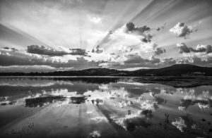 Mirror Lake of the Sky