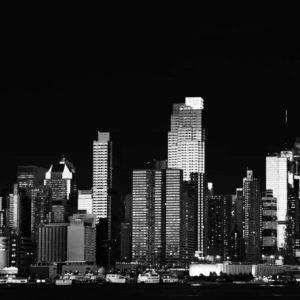 New York City at Night 1