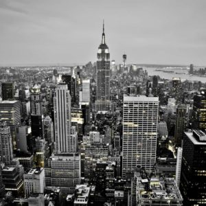 New York City at Night 2