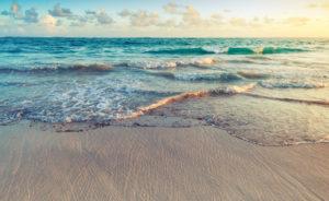 Ocean Horizon Sunrise 2