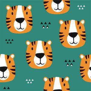 Tiger Cartoon 2