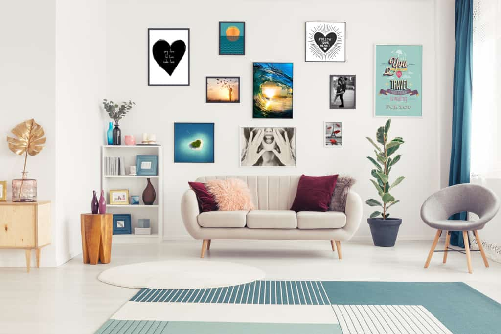 Collage Canvas Prints and Framed Pictures