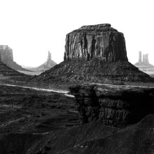 Monument Valley The Legend landscape photography canvas and framed wall art