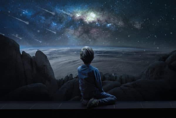 Look at Earth surreal digital wall art prints