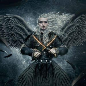 Thyra-Like a Thunder surreal digital wall art prints