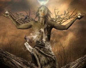 Tree of Life surreal digital wall art prints