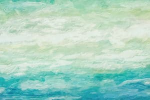 out to sea abstract framed wall art canvas prints