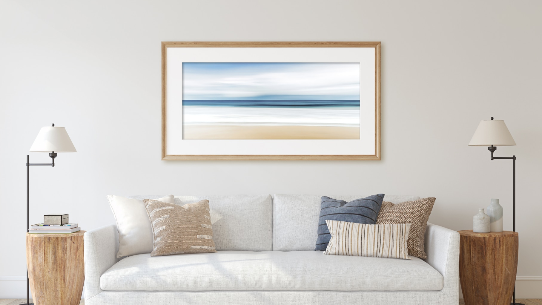 abstract framed wall art canvas prints