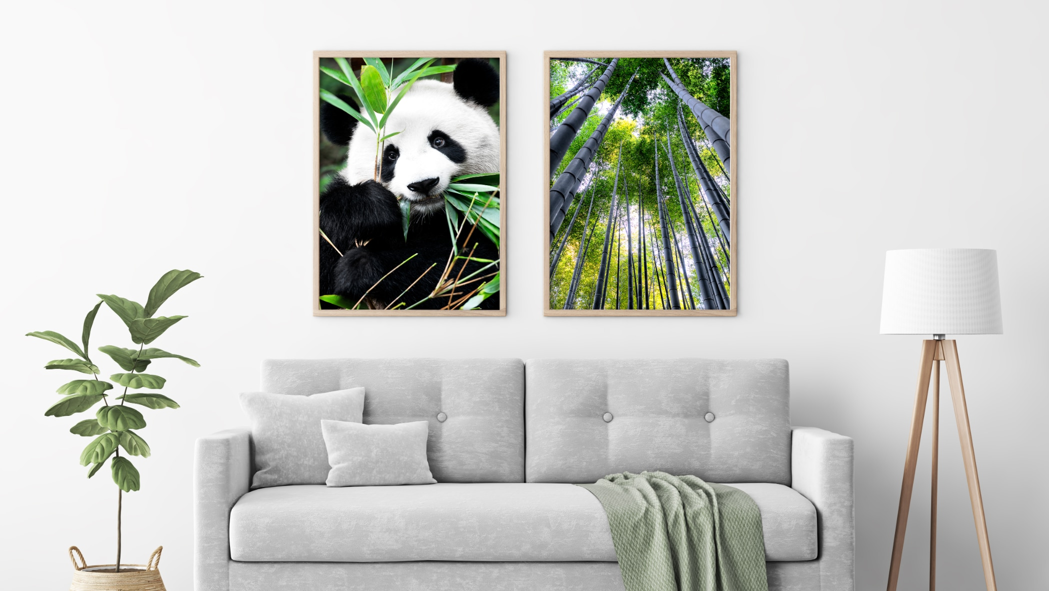 landscape photography canvas and framed wall art