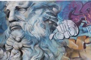 Graffiti--children